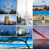 Our Campanile, Kyriad and Kyriad Prestige hotels can offer you 600 destinations in 9 European countries!